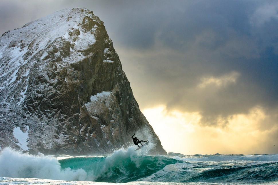 Dane Gudauskas, Norway   SURFER Magazine