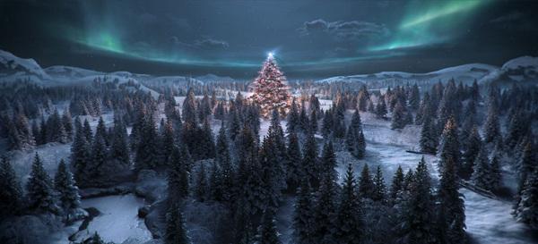 Cartier Winter Tale sur