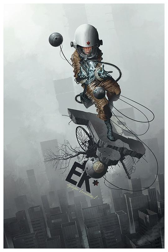 Stunning Illustrations by Derek Stenning | Cruzine
