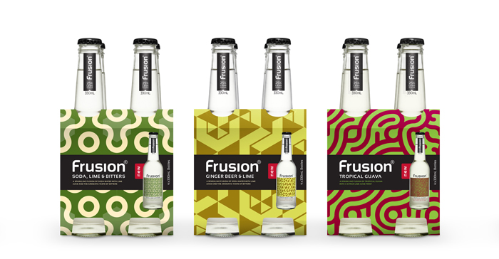 Frusion  - TheDieline.com - Package Design Blog