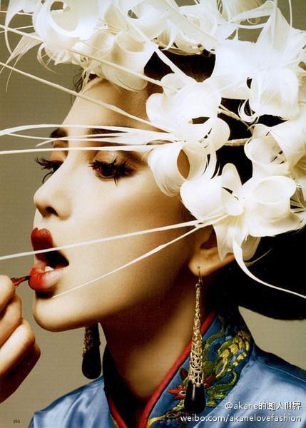 洛蒂的采集 - akane的潮人世界:描唇