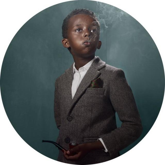 Smoking Kids by Frieke Janssens / Photography Blog / Photography Hubs and Blogs