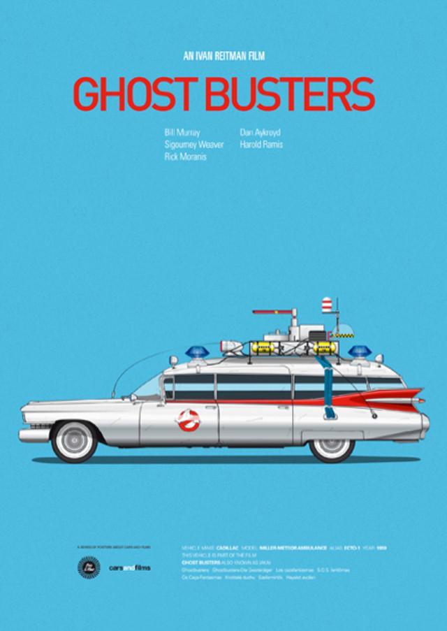 Cars and Film Series – Fubiz™