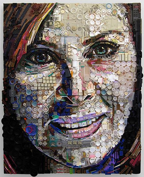 Zac Freeman Transforms Junk into Artwork | inspirationfeed.com
