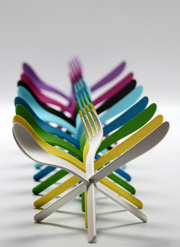 JOIN - CUTLERY on Industrial Design Served