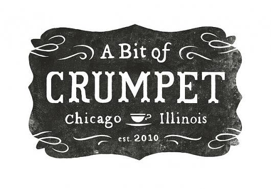 Designspiration — A Bit of Crumpet logo | Flickr – Condivisione di foto!
