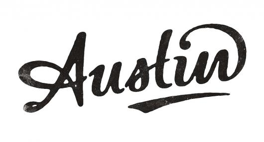 Designspiration — Austin Hand-lettered Typography
