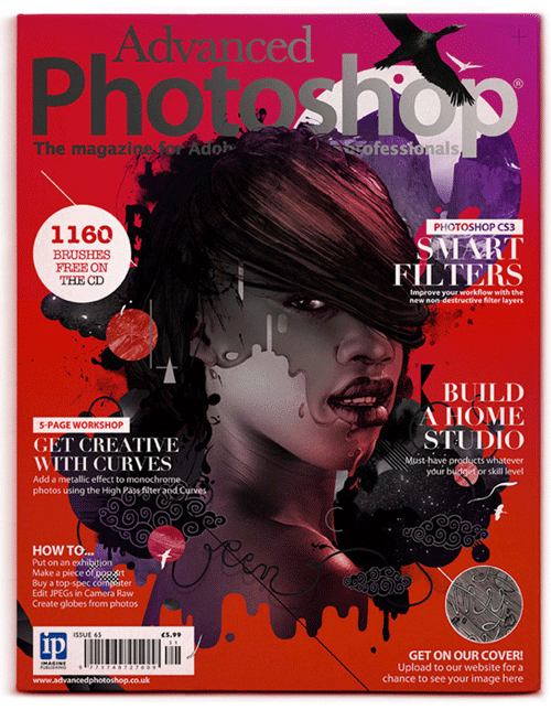 20 Hottest Illustrated Magazine Cover Designs | Best Design ...