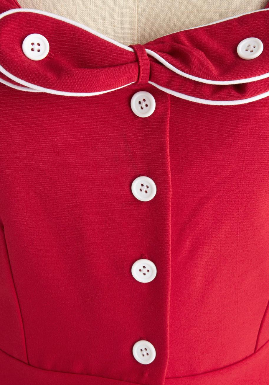 Phone Booth Belle Dress | Mod Retro Vintage Dresses | ModCloth.com
