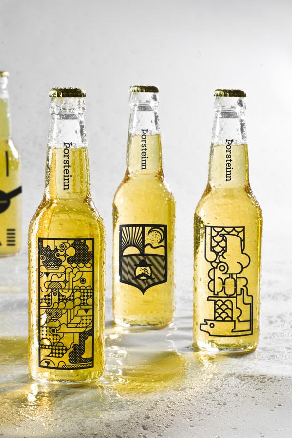 10 Remarkable Packaging Designs from the World of Beer | inspirationfeed.com