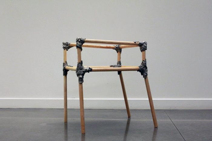 Model Chair by Benjamin Kicic at Coroflot.com