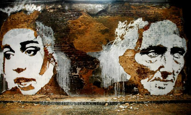 Alexandre Farto aka Vhils Selected Works