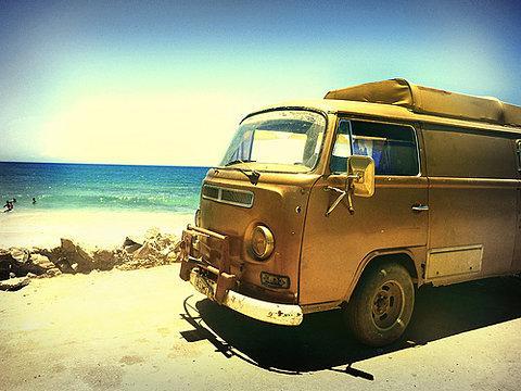 Retro Beach sur Flickr: partage de photos!
