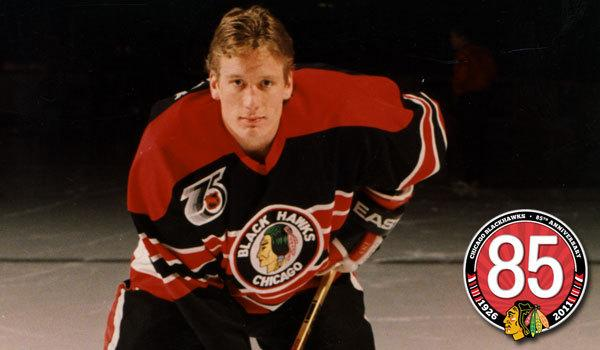 85 Years of Blood, Sweat and Cheers: Jeremy Roenick - Chicago Blackhawks - Features