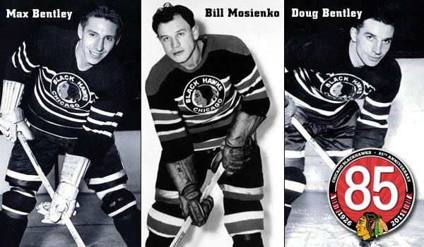 85 Years of Blood, Sweat and Cheers: The Pony Line - Chicago Blackhawks - Features