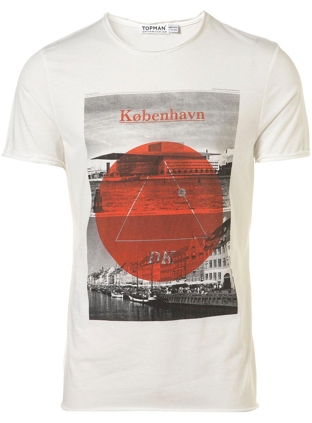 Off Kobenhaven T-Shirt - Sale - Sale & Special Offers - TOPMAN