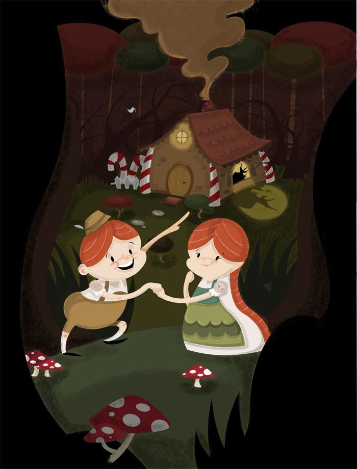 Hansel meet Gretel by ~2DCale