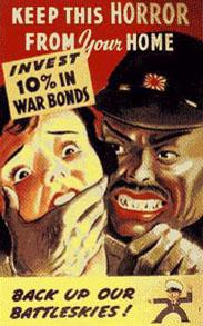 Fichier:Anti-Japanese World War II propaganda poster war bonds.jpg - Wikipédia