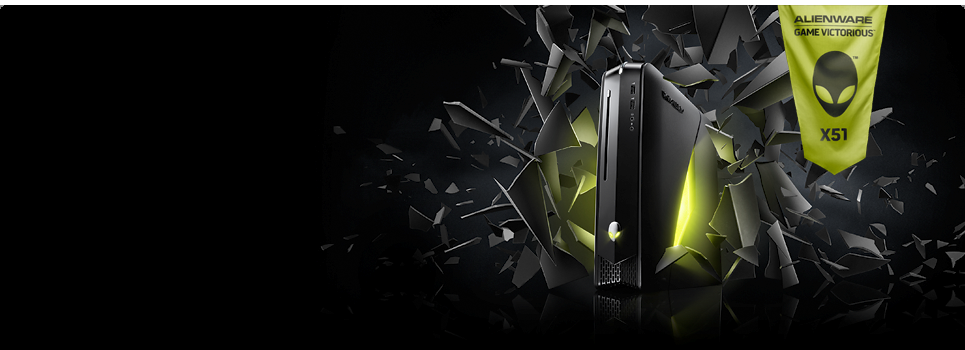 New! Alienware X51 Desktop — High-Performance Gaming Computer | Dell