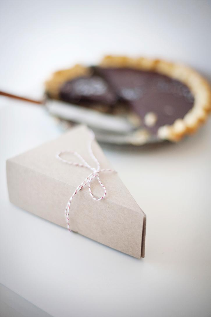 Recipe :: Chocolate Lavender Pie Â« sundaysuppers