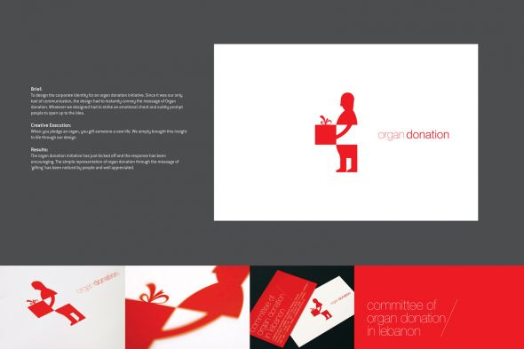 "Committee of Organ Donation in Lebanon: Gift someone a new life | Ads of the Worldâ""¢"