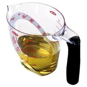 DiscountCooking.com :: Gadgets :: Measuring :: OXO Gadgets Measuring Cup Angled 4 cup