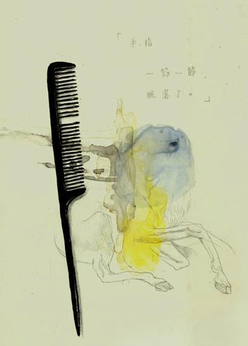 Li Pei Huang Illustration