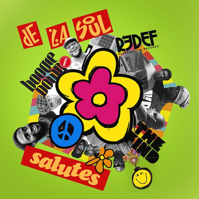 De La Soul - Salutes EP | Flickr - Photo Sharing!