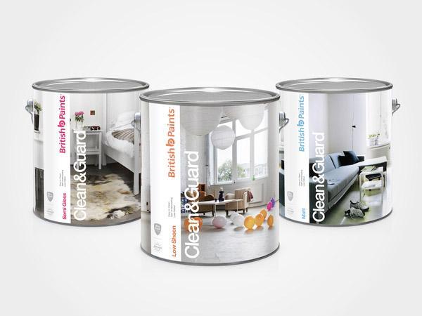 Creative Examples of Paint Packaging Designs - Blog of Francesco Mugnai