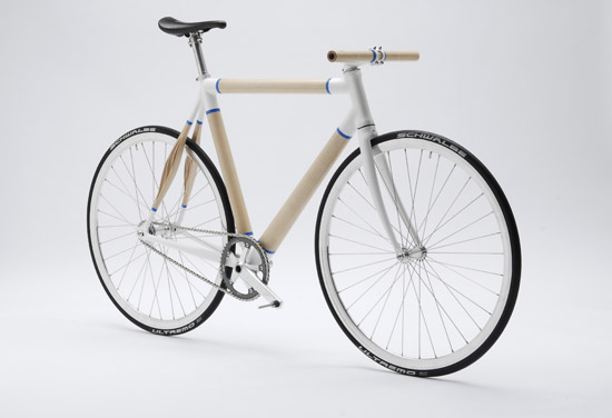 arndt menke- zumbragel: woodway bicycle
