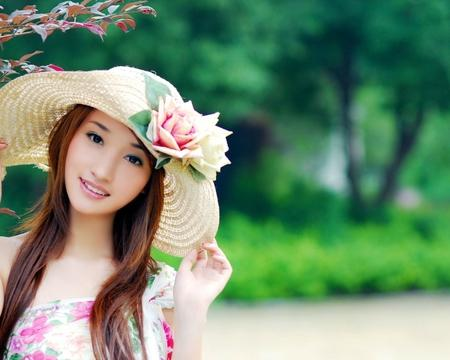 women garden asians innocent tagnotallowedtoosubjective – Body Wallpaper – Computer Desktop Wallpapers