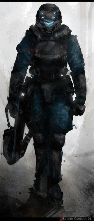 Soldier Concept 01 by ~Jalingon3011