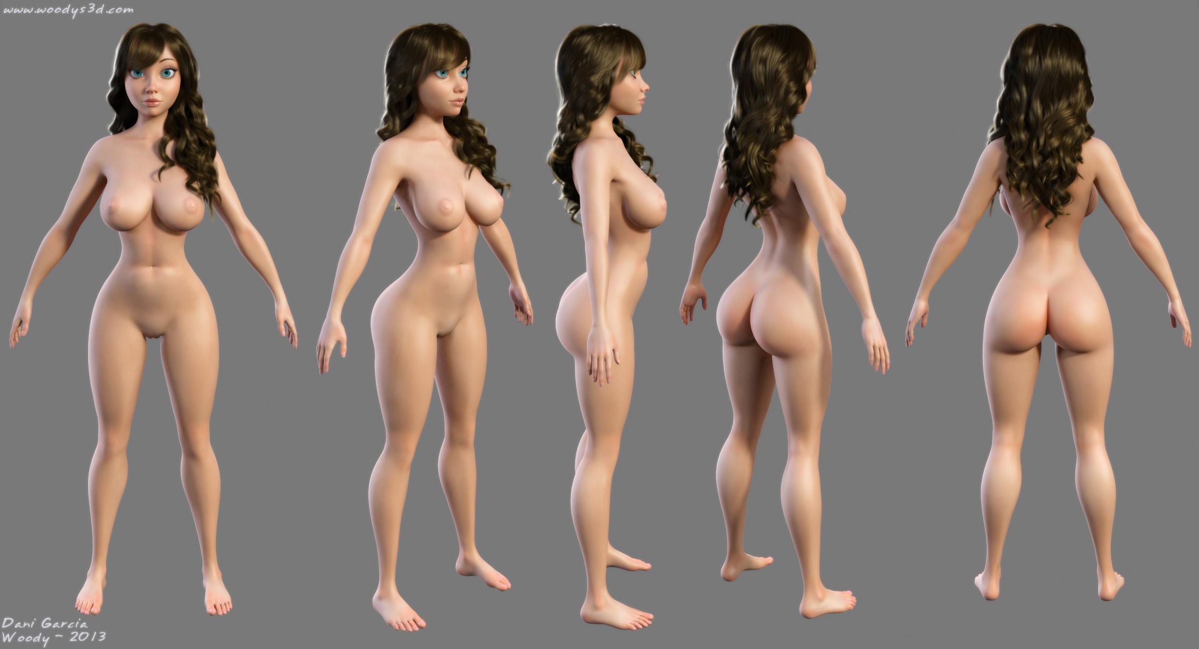 3dmodel porn sexy image