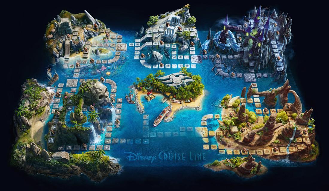 Disney Cruise Line - Magical Adventure Sweepstakes