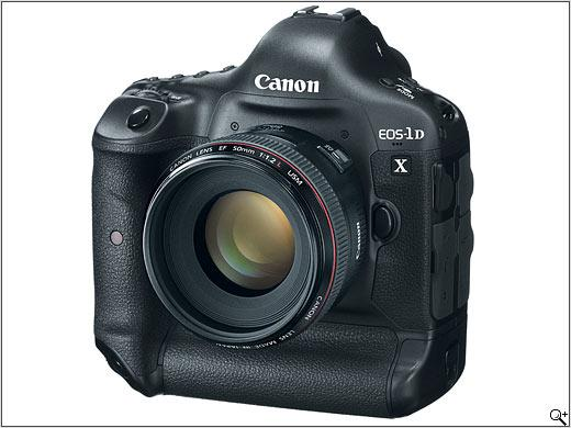Canon EOS-1D X professional DSLR announcement and overview: Digital Photography Review