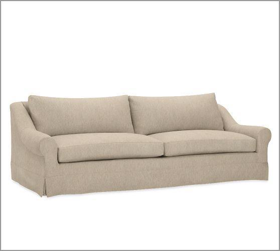 Windsor Slipcovered Grand Sofa