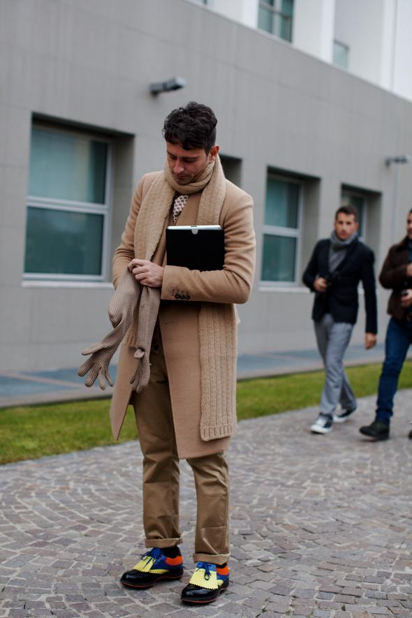 On the Street……After Bottega Veneta, Milan « The Sartorialist