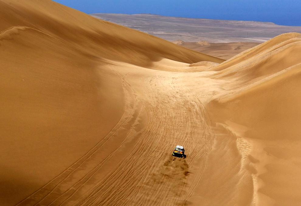 Dakar rally 2012 - The Big Picture - Boston.com
