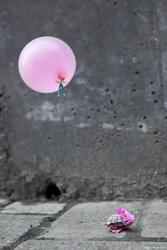 Slinkachu: Sugar High | Colossal