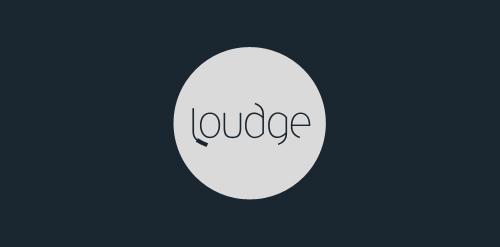 loudge - LogoMoose