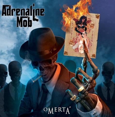 BLABBERMOUTH.NET - ADRENALINE MOB: 'Undaunted' Video Released