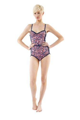 Arielle Bloom Maillot - MJ66295 - Marc By Marc Jacobs - Womens - Swim - Marc Jacobs