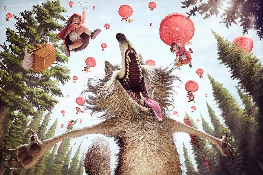 35 Funny Illustrations by Tiago Hoisel – with Exclusive Interview