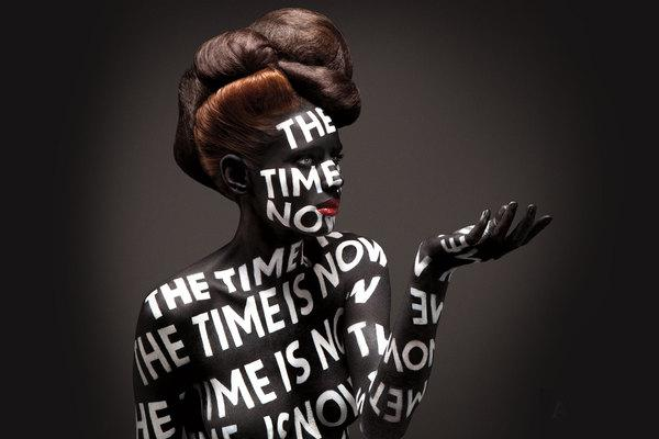 Aizone FW11 Campaign on Typography Served