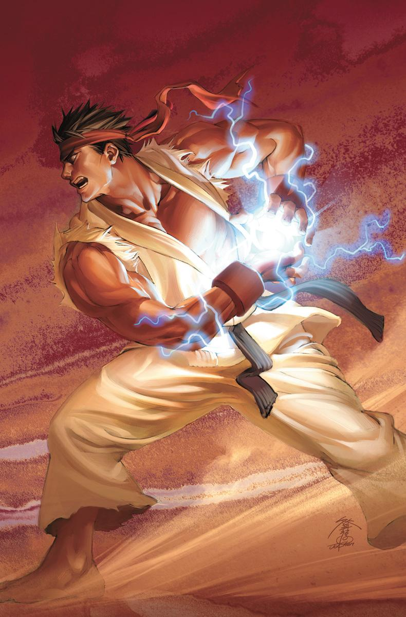PF Ryu by #UdonCrew
