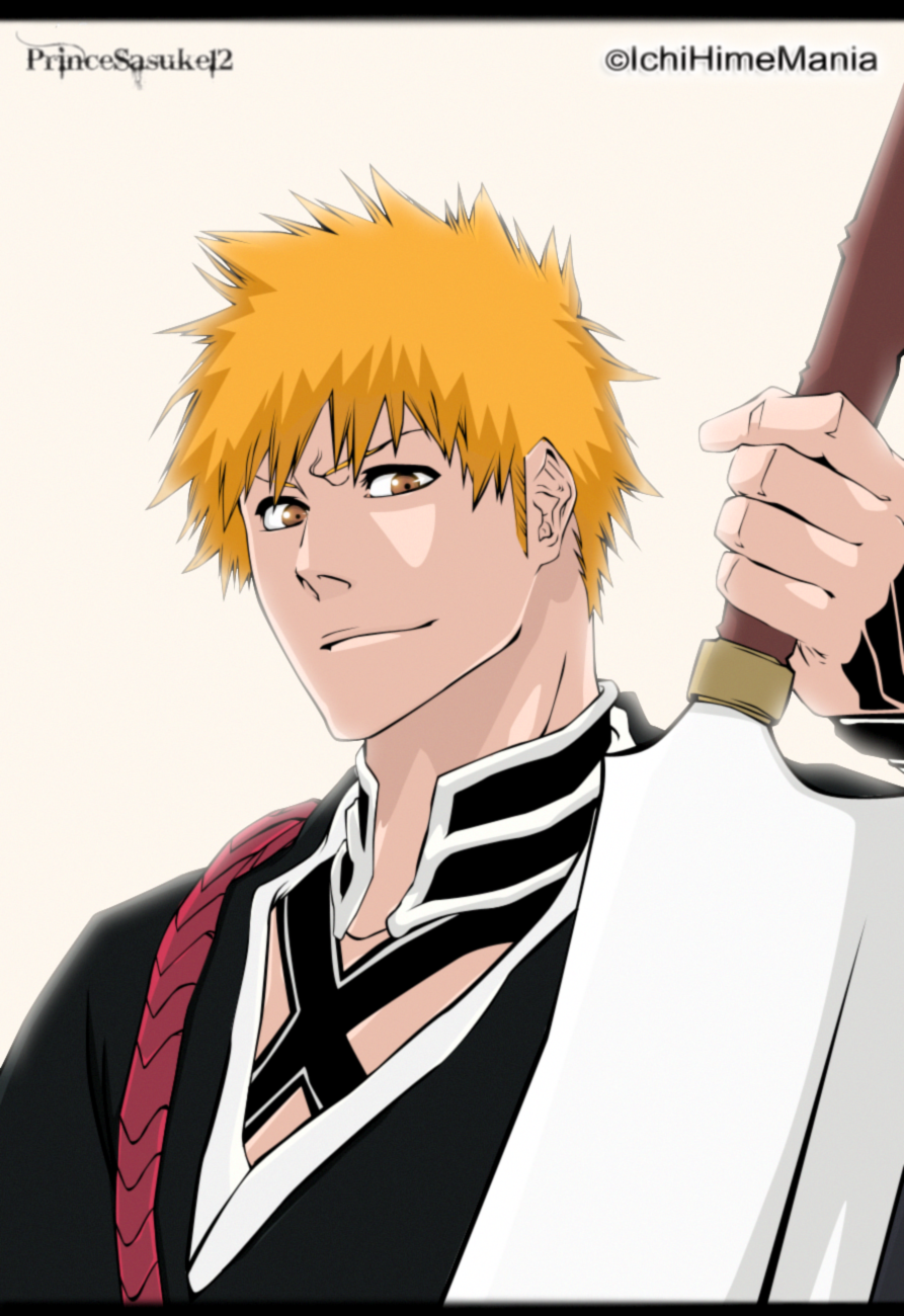 Bleach 460-Ichigo by *PrinceSasuke12