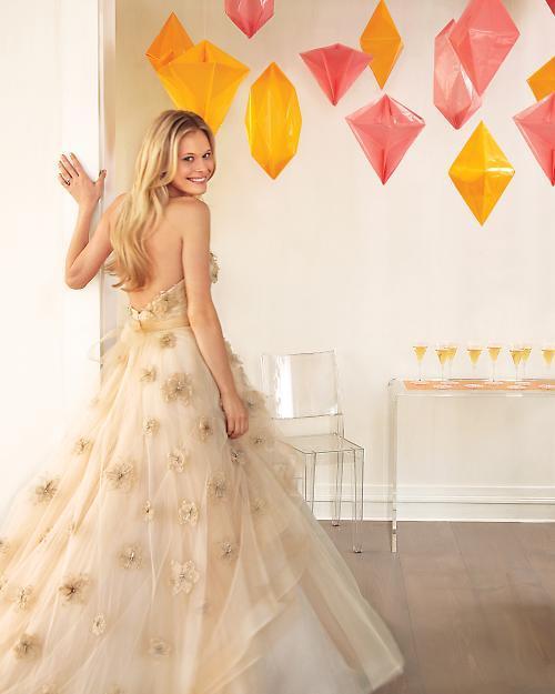 Glassine-Gem Paper Lanterns How-To - Martha Stewart Weddings Inspiration