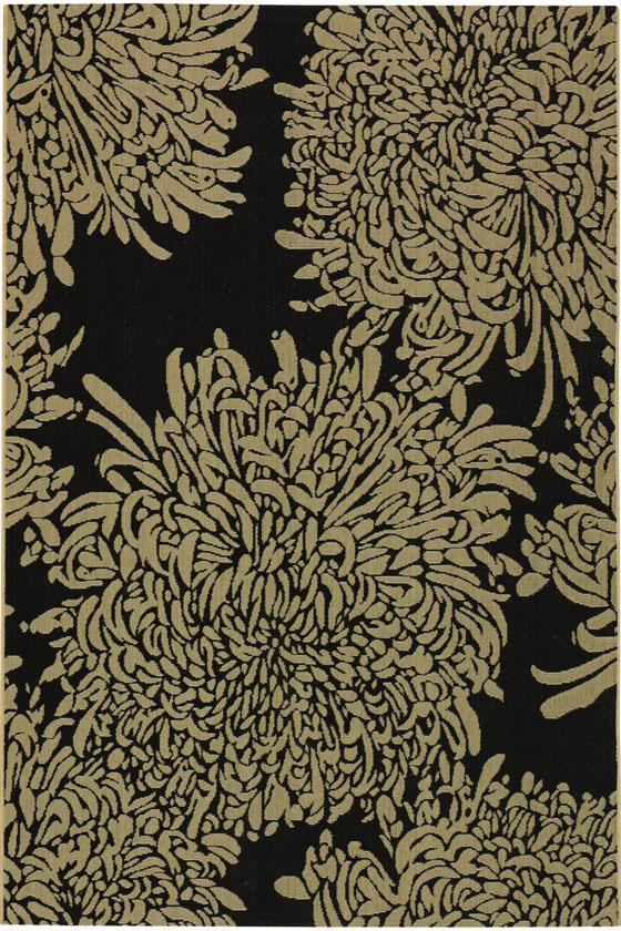 Martha Stewart Living™ Chrysanthemum All Weather Rug   Martha Stewart  Living™ Rugs