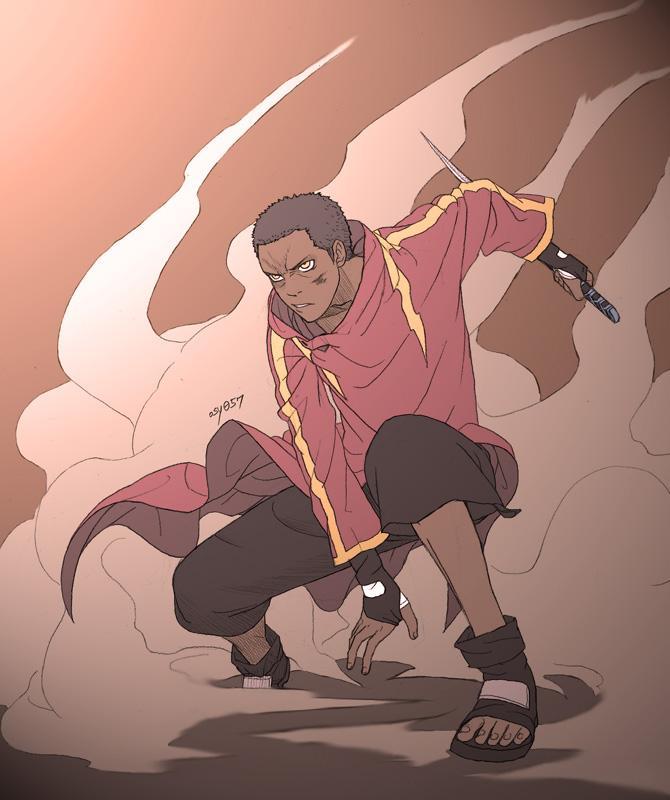 Wolfboy36's Rasshu Riun by *osy057