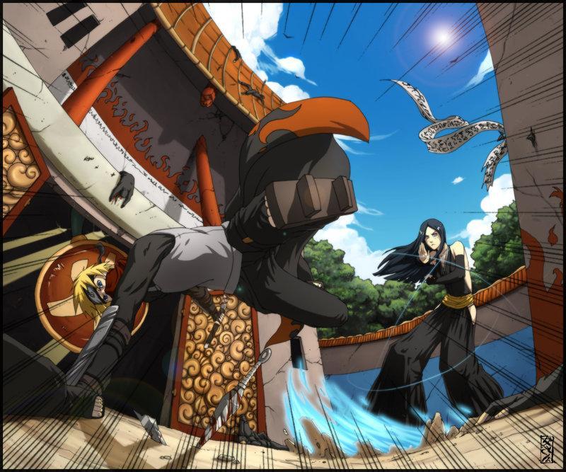 Fightooo by *kunoichi-san